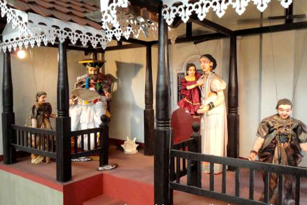 Traditional Puppet Art Museum