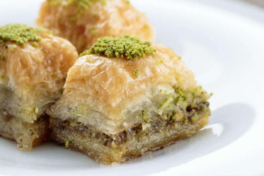 Indulge in Turkish cuisine