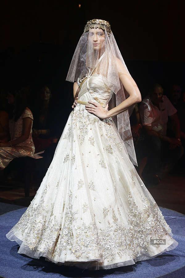 Suneet Varma Couture 2017