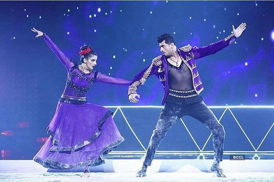 Nach Baliye Season 8: On the sets