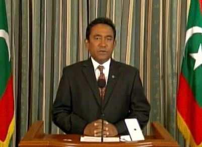 yameen gayoom