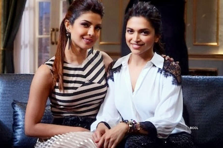 It's racist, ignorant: Deepika Padukone on being called Priyanka