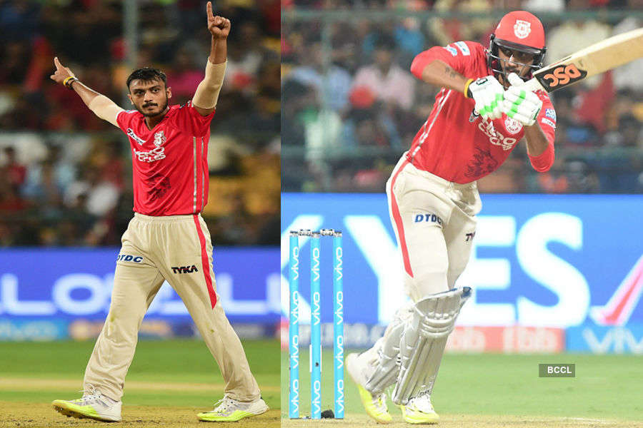 In pics: KXIP vs RCB IPL match highlights