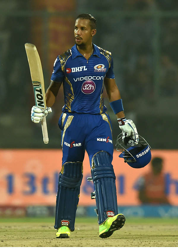 In pics: MI vs DD IPL match highlights