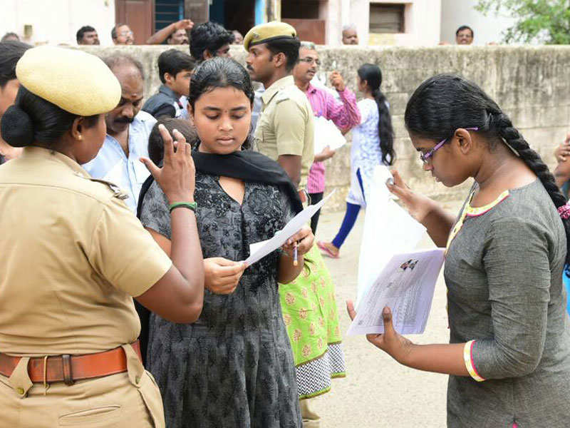 NEET shocker: Girls in Kannur asked to remove innerwear | Kozhikode