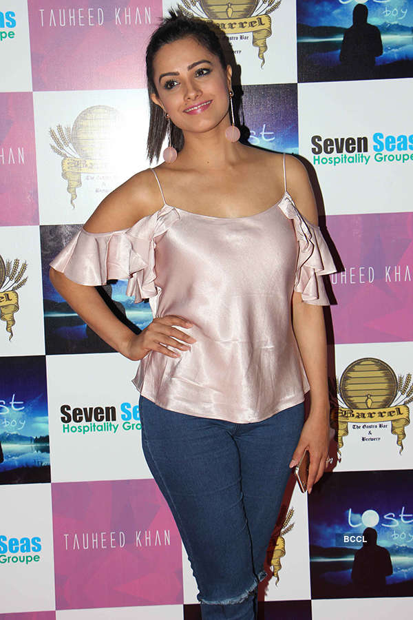 Celebs attend Vishal Gupta's b'day party