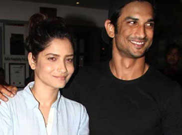 Sushant Singh Rajput, Ankita Lokhande spotted on a coffee date