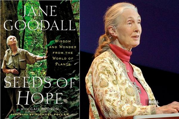 Jane Goodall book
