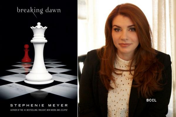 Stephene Meyer Breaking Dawn