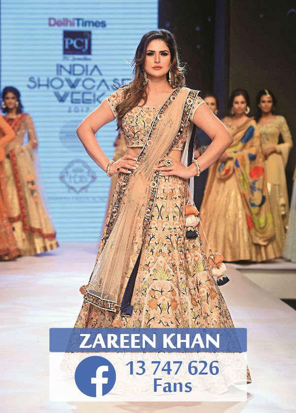Top 30 India Celebs on Facebook