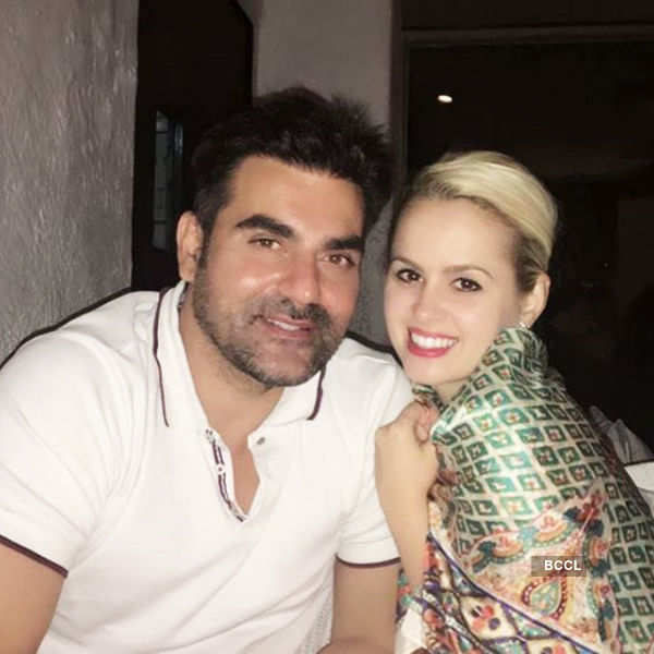 Arbaaz Khan dines with ex-wife Malaika Arora & kids amid IPL betting controversy