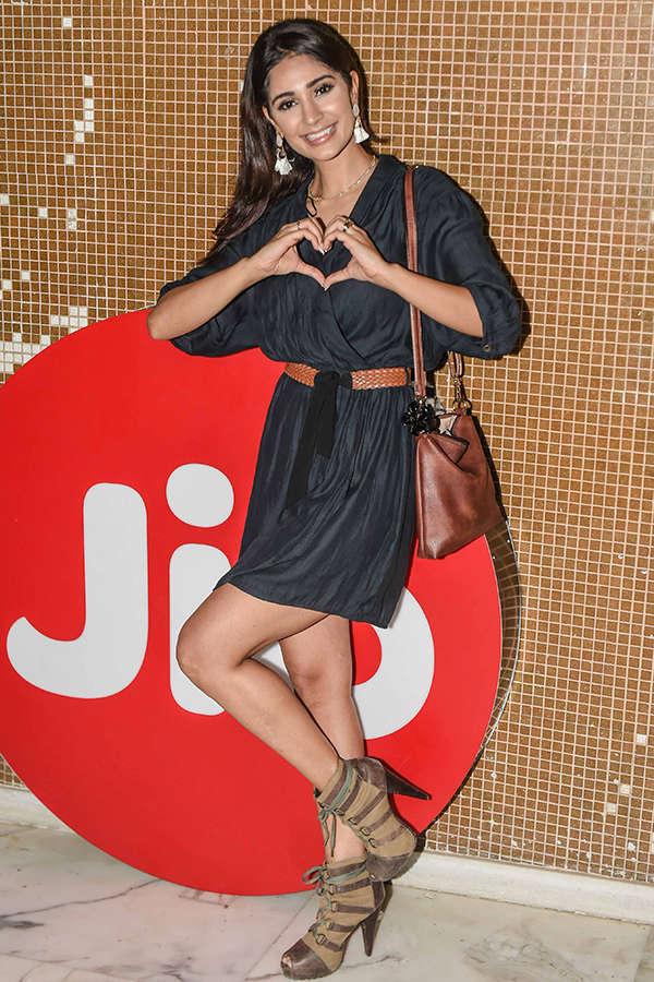 Miss Indias at Justin Bieber's concert
