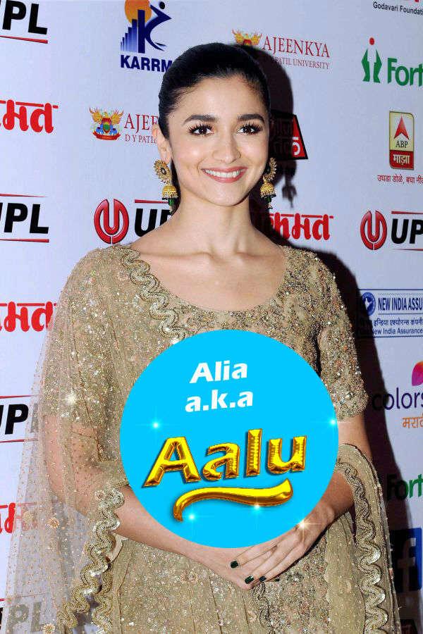 The nicknames of Bollywood stars