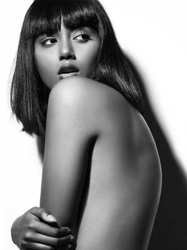 Model Jantee Hazarika bares it all