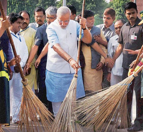 Three years of Modi govt: Big decisions