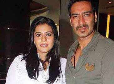Ajay Devgn, Kajol take off to Maldives with family for vacation