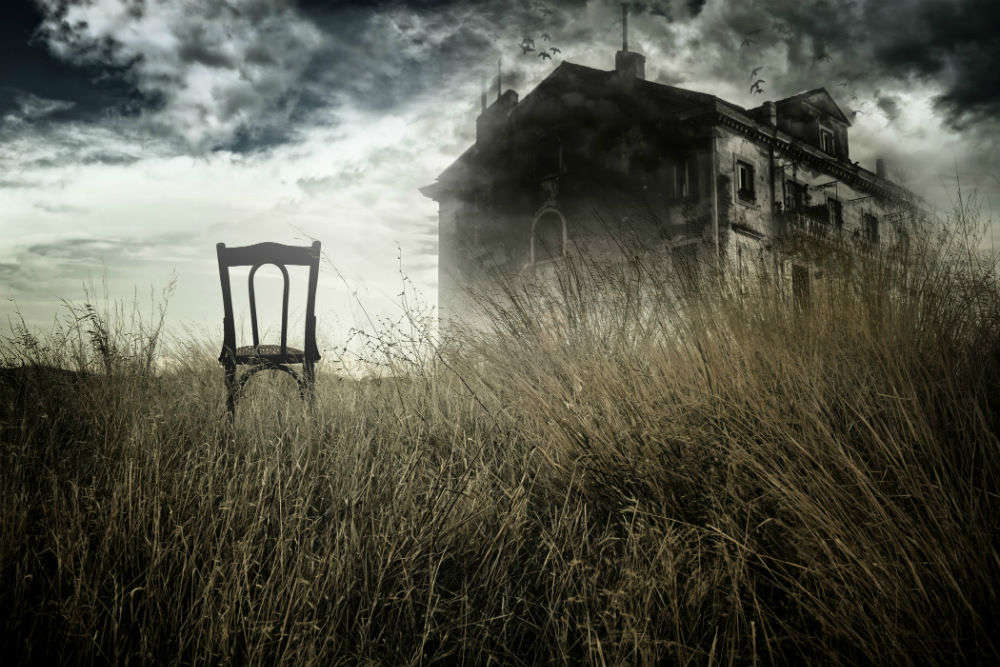 Most Haunted Places In India Horror Places In India Times Of India Travel