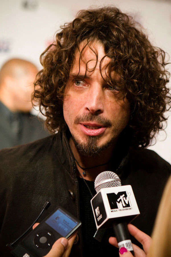 Chris Cornell passes away