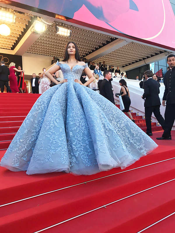Cannes Film Festival: Celebrities who made heads turn at red carpet