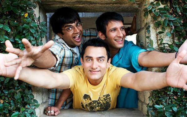 Rajkumar Hirani's '3 Idiots' struck gold at the box office