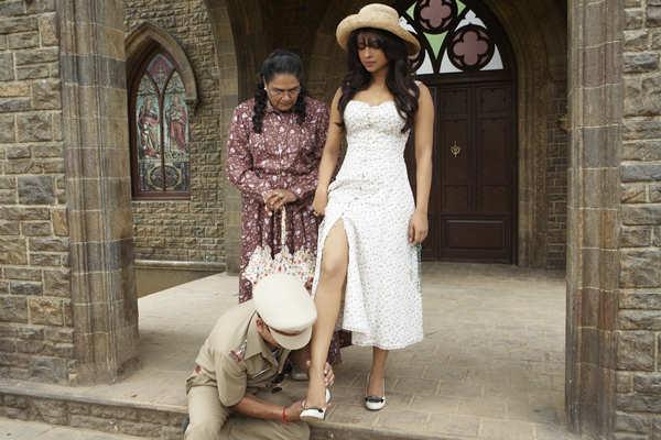 '7 Khoon Maaf' is a black comedy-cum-thriller