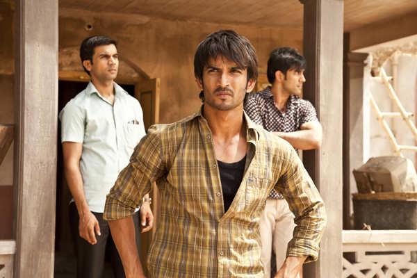 The movie 'Kai Po Che!' is based on Chetan Bhagat's novel