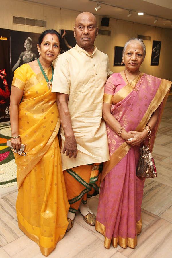 Atisha Pratap Singh presented Rangapravesham