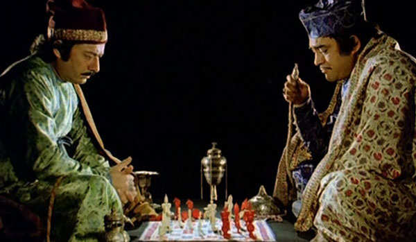 'Shatranj Ke Khilari' is a 1977 Indian movie