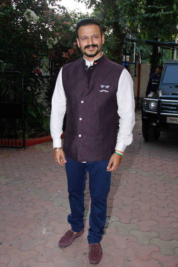 Vivek Oberoi attends acid attack survivor's wedding