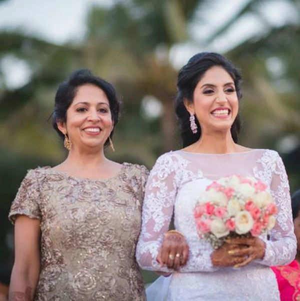 Mitali and Ali's bow wow wedding!