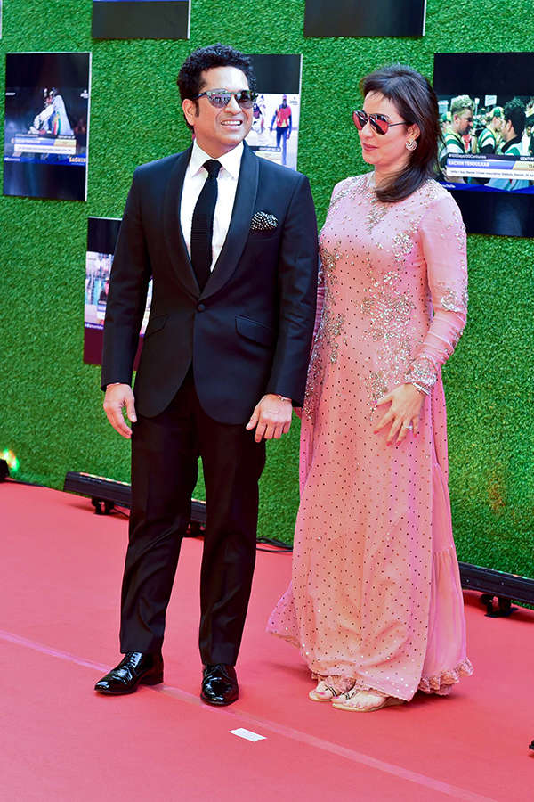 Sachin: A Billion Dreams: Premiere