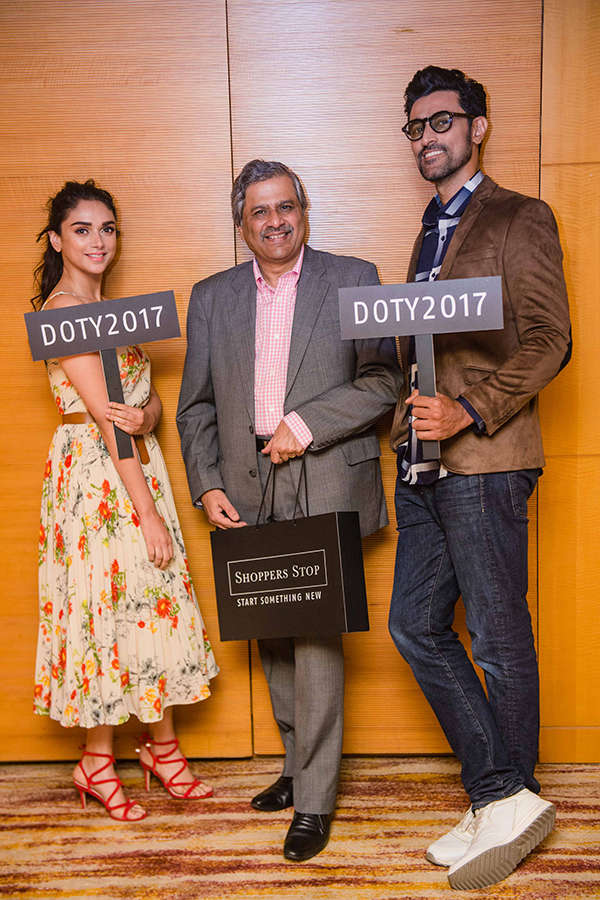Shoppers Stop Designer Of The Year 2017