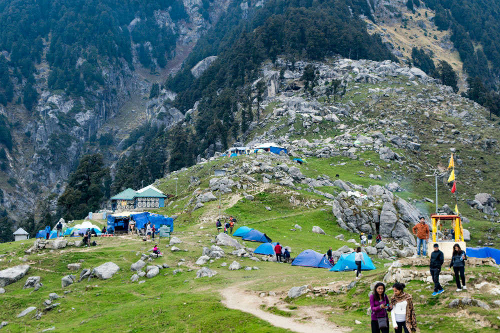 Going on a memorable trek to Triund