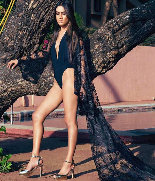 Nia Sharma's fashion game is always on point