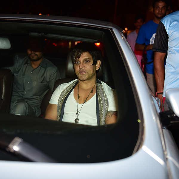 Celebs attend Karan Johar's birthday party