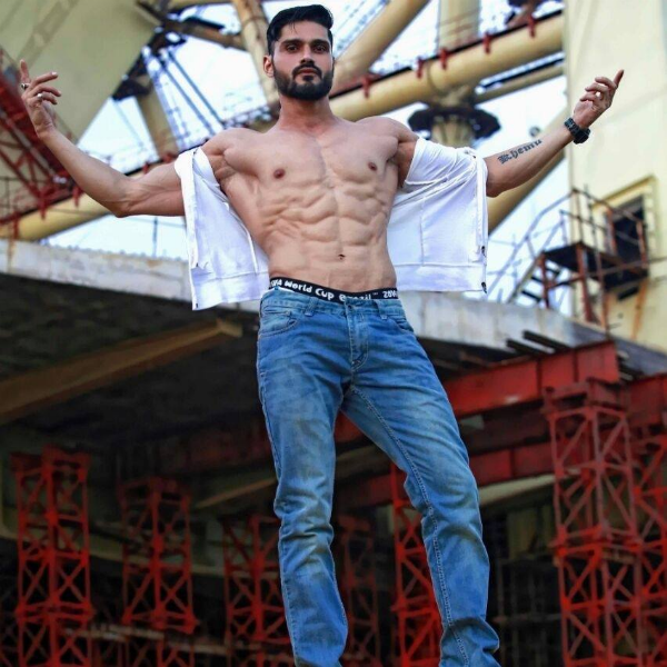 Biceps: How I sculpted my 19-inch biceps in 6 months - Times of India