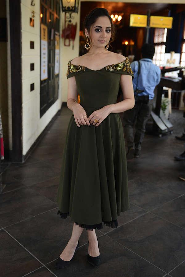 Zoya, Himanshu promote 'Sweetie Weds NRI'
