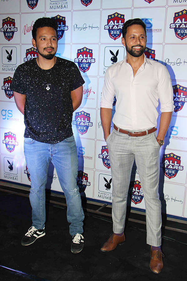 Celebs at ASFC's 5th anniversary celebrations