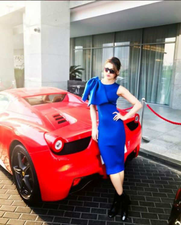 Urvashi Rautela's guide to rock summer style