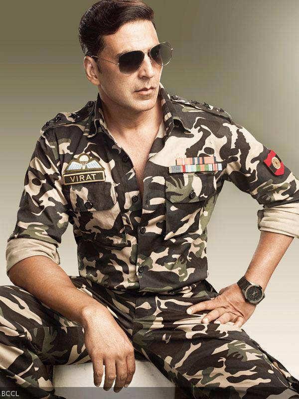 Akshay Kumar worked in patriotic movies