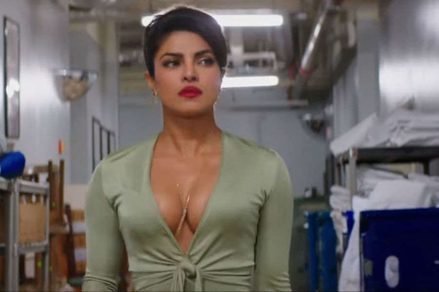 Priyanka Chopra in Baywatch
