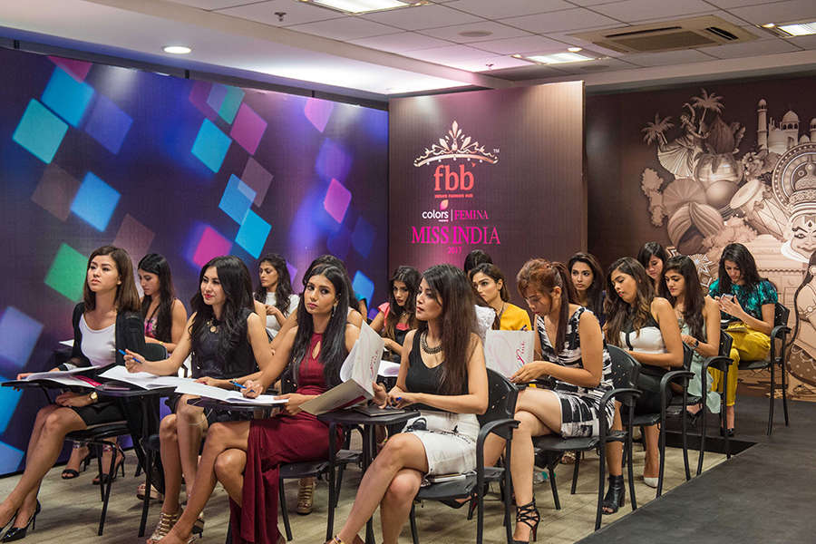 Miss India 2017: Nutrition session with Tripti Gupta