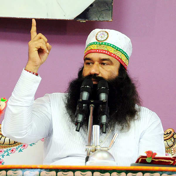 Yoga Federation of India recommends Gurmeet Ram Rahim Singh for Dronacharya Award