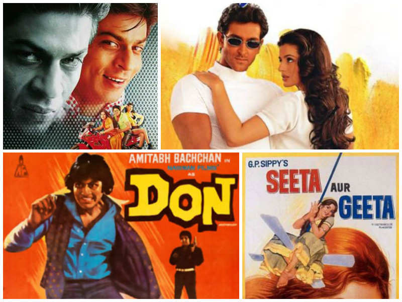 Bollywood movies with double roles :::Misskyra