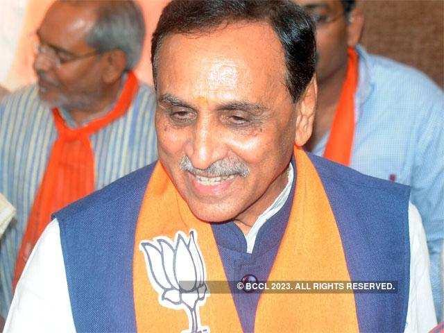 vijay rupani: Latest News, Videos and vijay rupani Photos | Times of