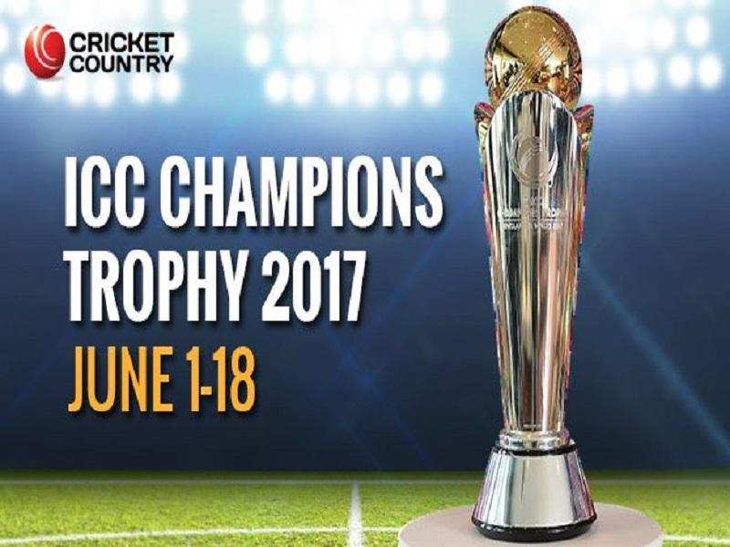 Icc Champions Trophy Latest News Videos And Icc Champions