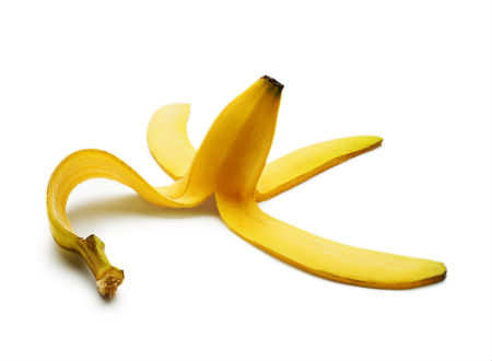 Why you should have banana peel
