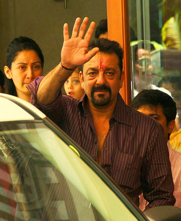 Sanjay Dutt signs new film 'Malang'