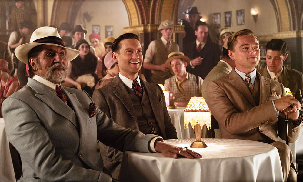Amitabh Bachchan, Tobey Maguire and Leonardo DiCaprio,