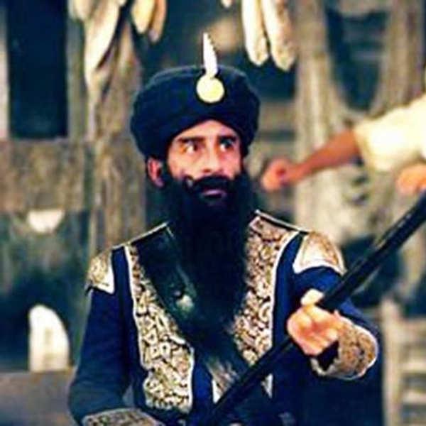 Naseeruddin Shah in The League of Extraordinary Gentlemen
